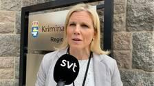 Stina Sjödin tf chef operativ samordning Kriminalvården Linköping