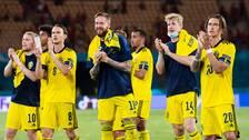 Sverige kan ta en åttondelsplats utan att spela.