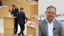 I klippet: Statsvetaren Henrik Ekengren Oscarsson om det nya läget i svensk politik.