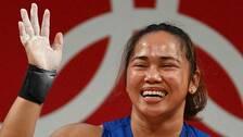 Hidilyn Diaz belönas med ett hus efter sitt OS-guld.