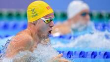 Erik Persson är vidare till OS-final på 200 meter bröstsim.