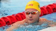 Erik Persson slutade på åttonde plats i herrarnas 200 meter bröstsim under sommar-OS i Tokyo.