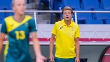 Australiens förbundskapten i fotboll, Tony Gustavsson.