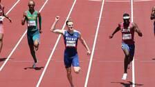 Kasten Warholm, Rai Benjamin och Alison Dos Santons är tre av de som stått för supertid på Tokyos snabba friidrottsbana.