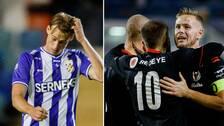 IFK Göteborg föll mot Kalmar FF.