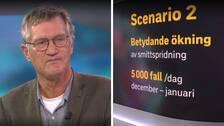 Statsepidemiologen Anders Tegnell.