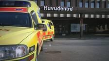 Blekingesjukhuset i Karlskrona.
