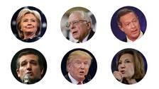 Vilka vill bli president?