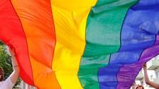 pride, prideparad, prideflagga