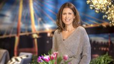 Linda Olofsson, programledare i Go'kväll.