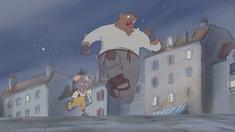 Victor & Josefine - avsnitt 12. Den stora stygga björnen.