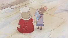 Victor & Josefine - avsnitt 20. Snömusen.