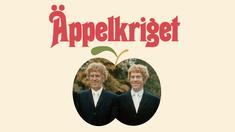 Streama långfilmen Äppelkriget med Tage Danielsson