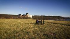 Historiejägarna beger sig till Åland i hopp om att finna spår från vikingatiden.