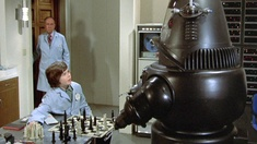 Roboten MM-7 (Robby the Robot).