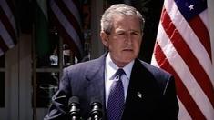 President Bush har tagit USA till ett krig som kommer att definera hans tid som president, och ha stor inverkan på hans familj och arv.