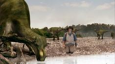 Dinosaurier och Andy.