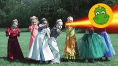 Kommer prinsessorna tillsammans med Ros-Louise verkligen kunna besegra den onda fen?