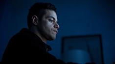Rami Malek som Elliot Alderson.