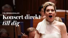 Konsert direkt till dig, med bland andra Malin Byström.
