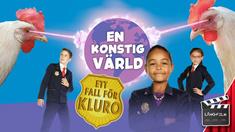 Ett fall för KLURO: En konstig värld.