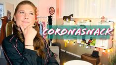 Larissa Worseck i Coronasnack
