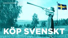 Ekonomibyrån - Köp svenskt