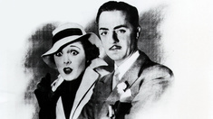 Klassisk långfilm med William Powell och Mary Astor.
