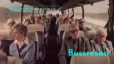 Rut, Sara, Alfred, Hilma och Bertil reser på äldre dar till Holland för att möta våren.
