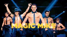 Channing Tatum i huvudrollen som strippdansaren Magic Mike.
