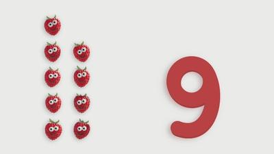 9. Siffran 9