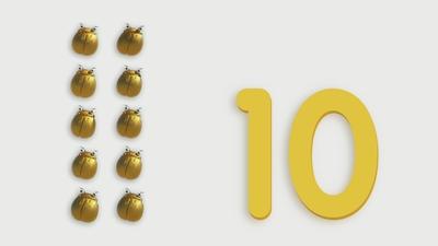 10. Siffran 10