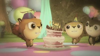 Mys födelsedagspest