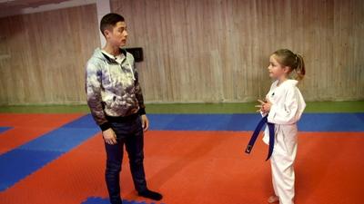1. Downhill och taekwondo