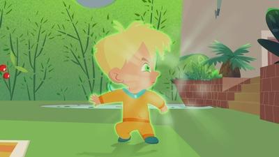 17. Superhjälten Lille Jon
