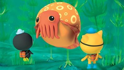 48. Den listiga bläckfisken