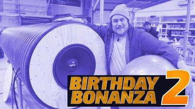 Birthday bonanza 2