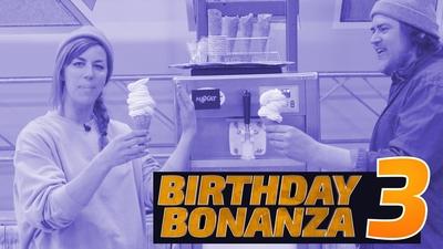 Birthday bonanza 3