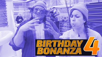 Birthday bonanza 4