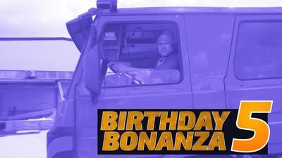 Birthday bonanza 5