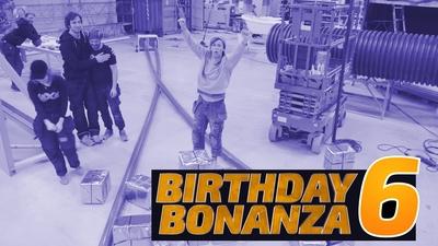 Birthday bonanza 6