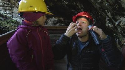 Vad kan man hitta i en gruva?