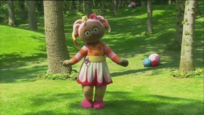 Vart är Pinky Ponken på väg?
