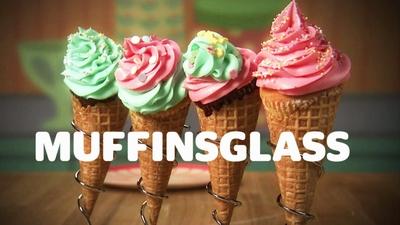 Muffinsglass
