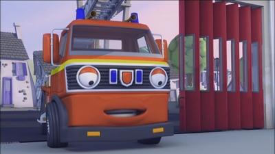 Brandbilen Olle