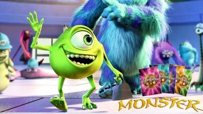 3. Monster