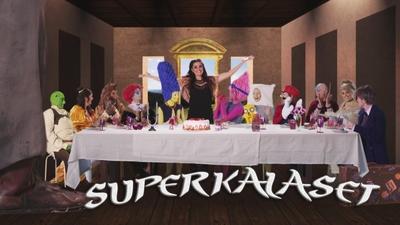 31. Superkalaset - hela säsongens karaktärer i ett!