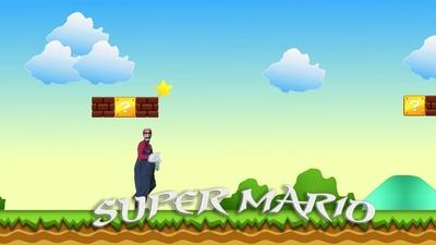 20. Super Mario
