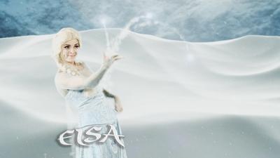 10. Elsa från Frost