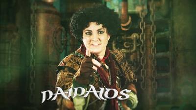 9. Daidalos från Labyrint